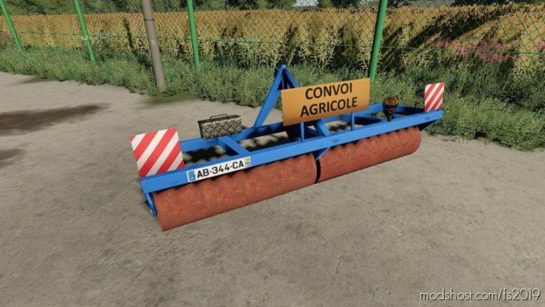 Rouleau Lizard V3.0 for Farming Simulator 19