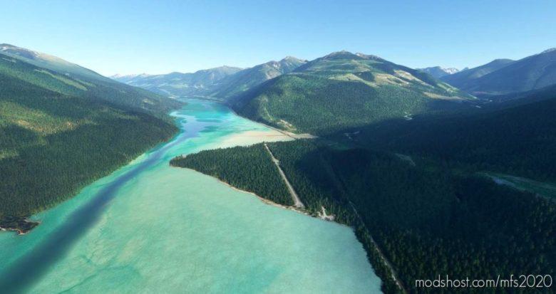 Mica Creek, BC – Xcmc1 for Microsoft Flight Simulator 2020