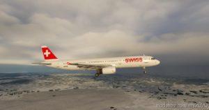 A321 Swiss [8K/4K] for Microsoft Flight Simulator 2020