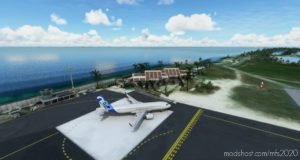 Pkmj-Marshall Islands International Airport for Microsoft Flight Simulator 2020