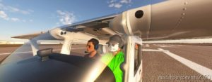 Jaydee´s Make Your OWN Face A Pilot Mod for Microsoft Flight Simulator 2020