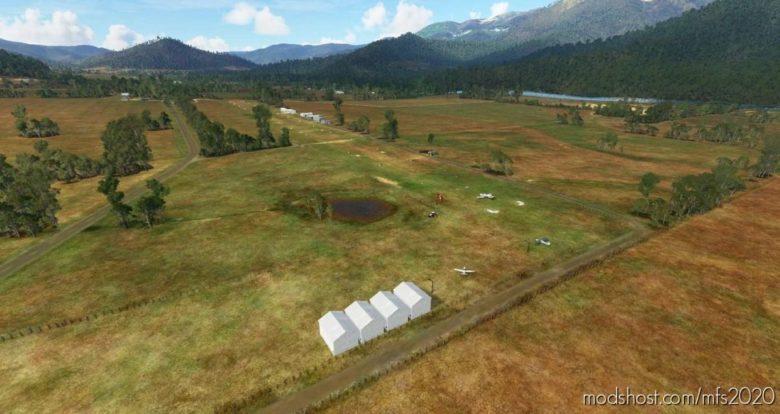 Ypok – Porepunkah Airfield, VIC for Microsoft Flight Simulator 2020