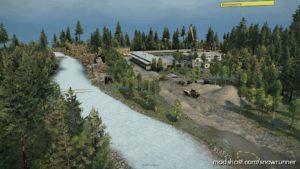 Industrial Zone Map V1.1 for SnowRunner