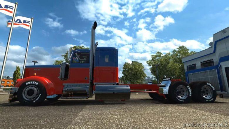 Kenworth W900A RC [1.39] for Euro Truck Simulator 2