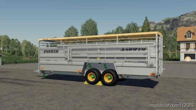 Joskin Tieranhanger for Farming Simulator 19