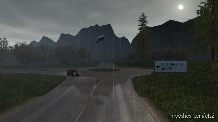 Project Caucasus City Names FIX for Euro Truck Simulator 2