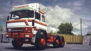 Magirus-Deutz Transeuropa V1.2 [1.39] for Euro Truck Simulator 2
