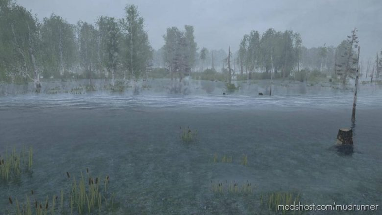 Swamp Scavenger Map V30.12.20 for MudRunner