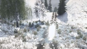 Snowy Hills Map V30.12.20 for MudRunner