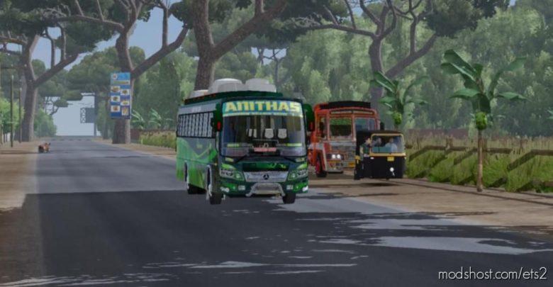 Kerala Map [1.39.X] for Euro Truck Simulator 2