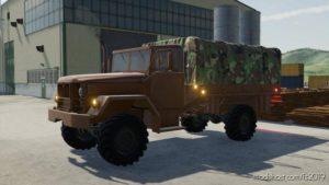 AM General M35A2 for Farming Simulator 19