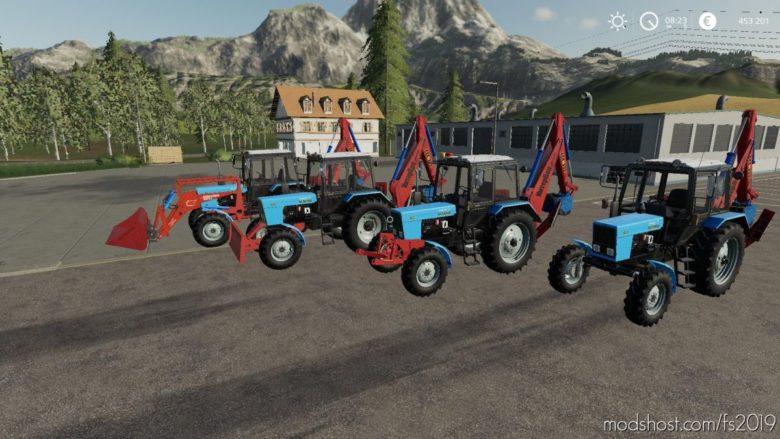 MTZ-82.1 EO-2626 for Farming Simulator 19