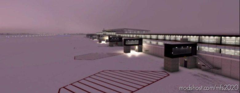 Cyow Macdonald-Cartier Beta for Microsoft Flight Simulator 2020