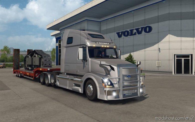 Sound FIX For Volvo VNL670 [1.39] for Euro Truck Simulator 2