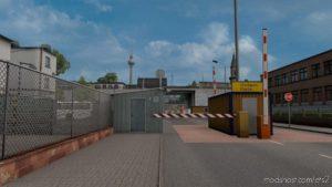 OLD German Border Mod Euroadnet FIX [1.39] for Euro Truck Simulator 2
