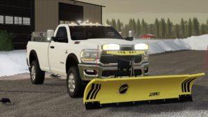 2020 RAM 3500 Single CAB for Farming Simulator 19