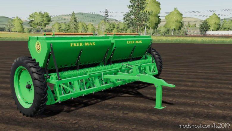 Ekermak Mibzer for Farming Simulator 19