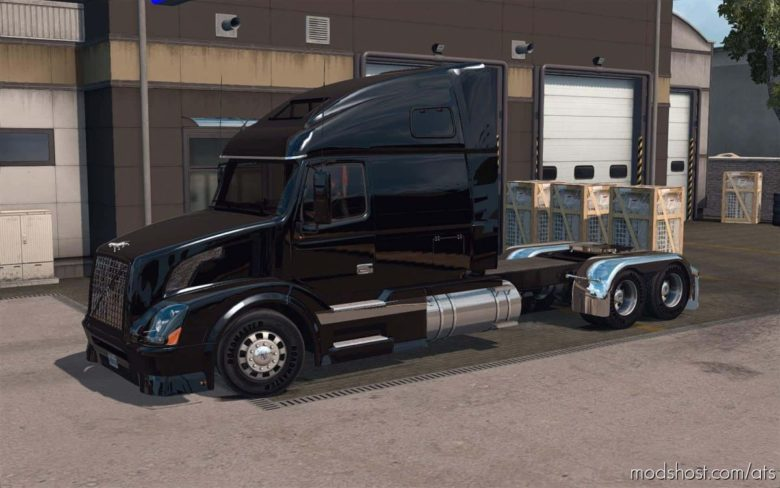 Sound FIX For Volvo VNL670 [1.39] for American Truck Simulator