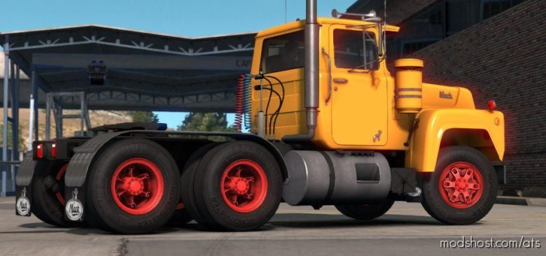 Trilex Rims V1.3 [1.39] for American Truck Simulator