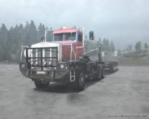 Boar-45318 (Tonar-7502) Truck for MudRunner