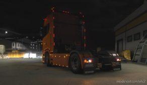 Mega Slot Pack For Scania S Next GEN [1.39] for Euro Truck Simulator 2