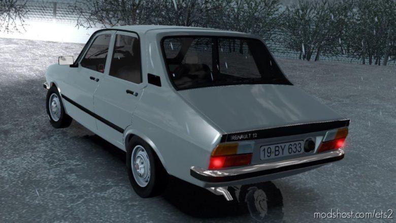 Renault 12 Toros [1.39.X] V1.5 for Euro Truck Simulator 2