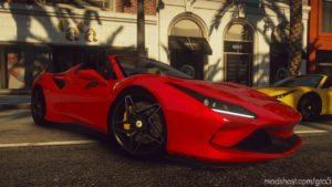 2021 Ferrari F8 Spider for Grand Theft Auto V