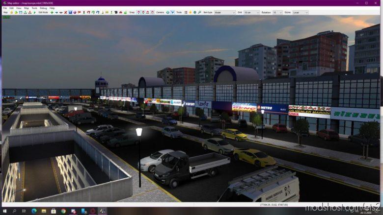 Autogar Mode For V0.01 for Euro Truck Simulator 2