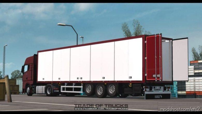 Schmitz Pack V19 for Euro Truck Simulator 2