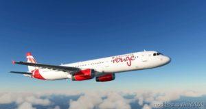 A321 AIR Canada Rouge [8K/4K] for Microsoft Flight Simulator 2020