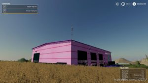Girl Shed for Farming Simulator 19