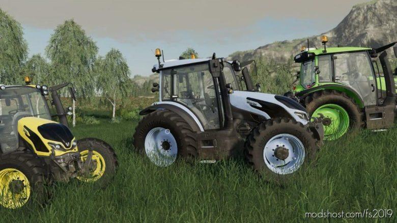 Valtra G Tgamer for Farming Simulator 19