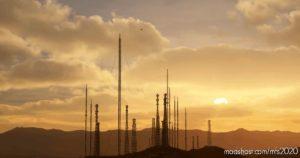South Mountain Radio Towers V0.9 for Microsoft Flight Simulator 2020