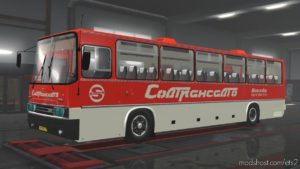 Ikarus 250-59 + Passengers [1.39] for Euro Truck Simulator 2