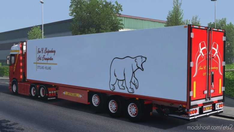 Scania S + Trailer [1.39] for Euro Truck Simulator 2
