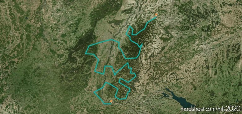 Black Forest Bush Trip for Microsoft Flight Simulator 2020