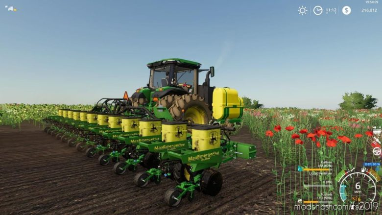 John Deere 1720 12ROW for Farming Simulator 19