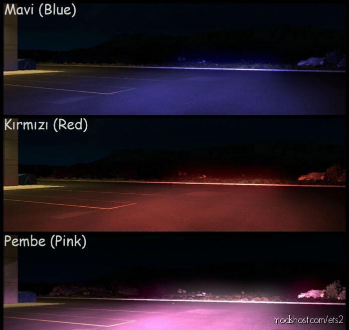Xenon FAR Mod Pack V4.0 for Euro Truck Simulator 2