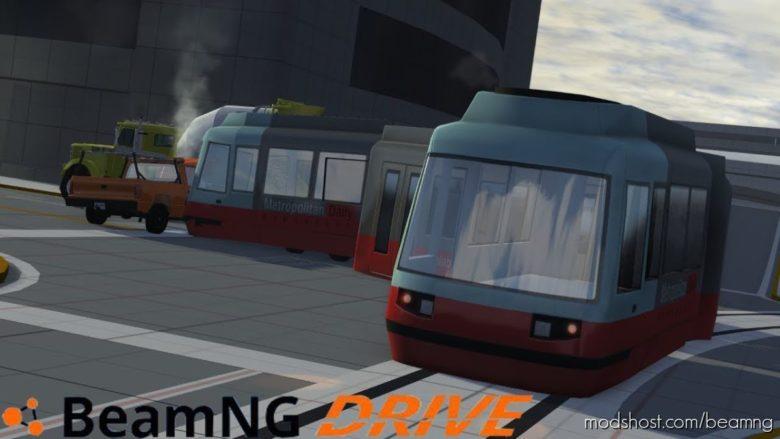 StreetCar for BeamNG.drive