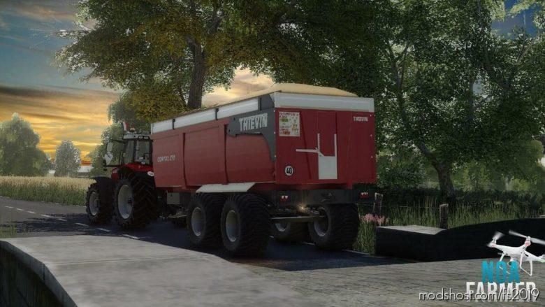 Thievin Cortal 210 for Farming Simulator 19