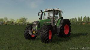 Fendt 700/800 Vario TMS for Farming Simulator 19