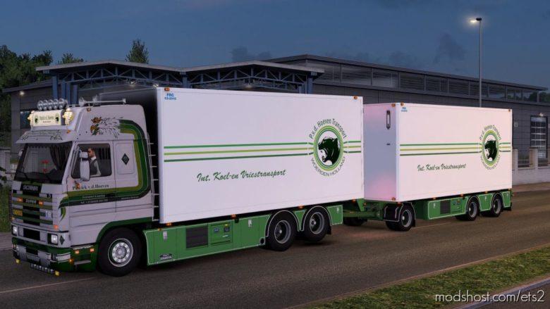 Scania 143M [1.39] for Euro Truck Simulator 2