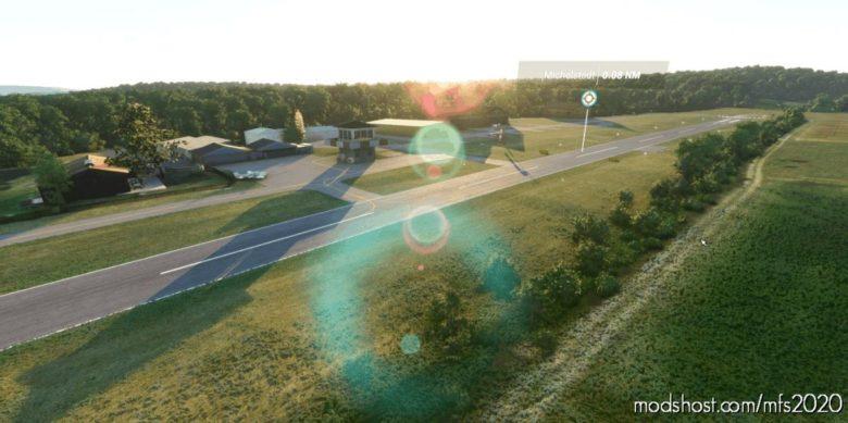 Edfo Airfield Michelstadt Germany for Microsoft Flight Simulator 2020