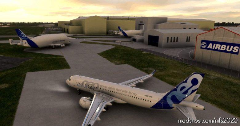 Egnr Hawarden Custom Built for Microsoft Flight Simulator 2020