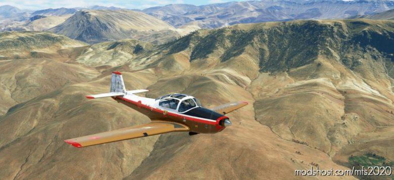 Piaggio P149 Sahara Cn-Csb for Microsoft Flight Simulator 2020