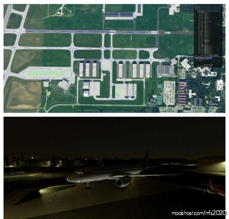 Klot – Lewis University Airport – Romeoville, IL USA for Microsoft Flight Simulator 2020
