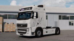 Volvo FH II-III Generation Update V3.0 [1.39] for Euro Truck Simulator 2
