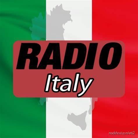 Italy Radio Stations [1.39] for Euro Truck Simulator 2