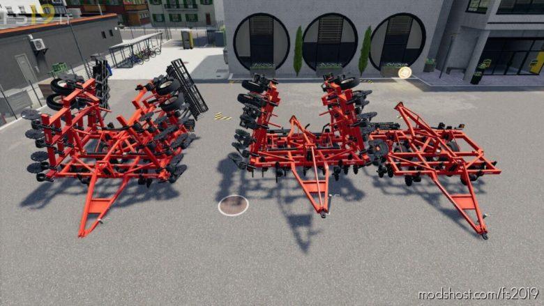 Salford Cultivators Pack for Farming Simulator 19