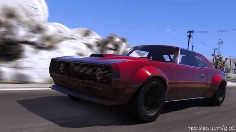Declasse Vigero Restomod for Grand Theft Auto V